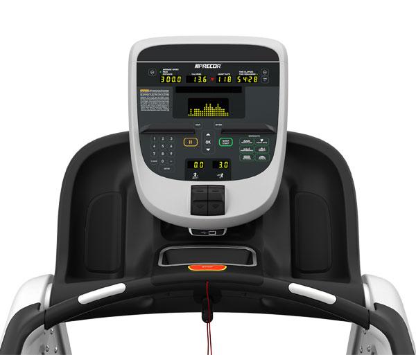 Профессиональная беговая дорожка Precor TRM 835