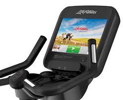 Профессиональный Горизонтальный велотренажер Life Fitness Discover SE