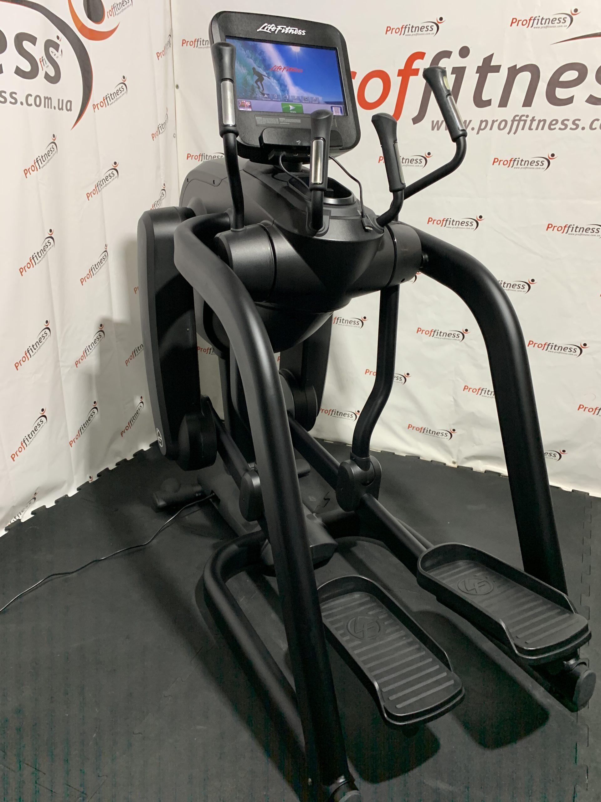 Эллиптический кросс-тренажер FlexStrider Discover SE