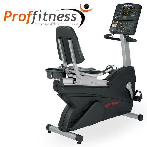 Професиональный Горизонтальный велотренажер Life Fitnes CLSR Integrity