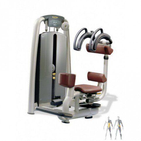 Тренажер для мышц торса TECHNOGYM M950 ROTARY TORSO (Реставрирован)