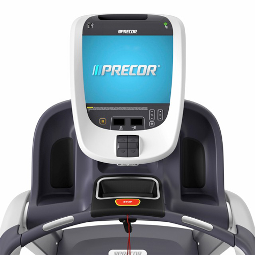 Профессиональная беговая дорожка Precor TRM 885 Next Generation