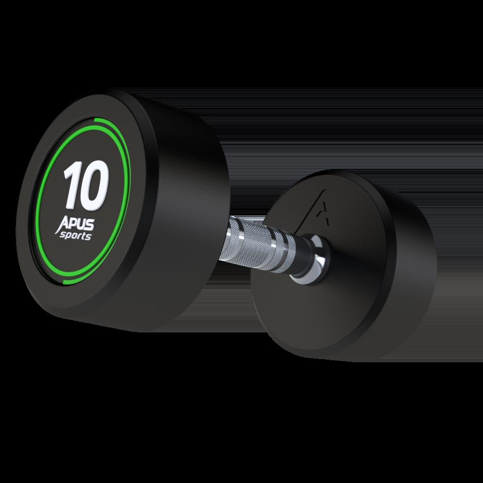 Поліоританові гантелі 1-10 кг