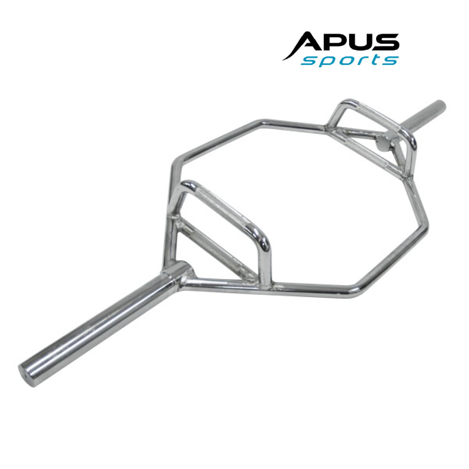 Трэп гриф, рама для становой тяги Apus Sports профессиональный 50мм.