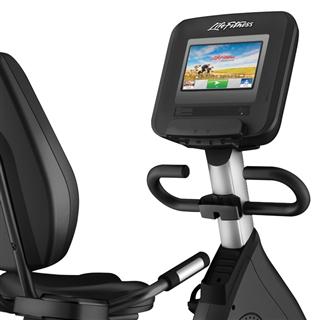 Профессиональный Горизонтальный велотренажер Life Fitness Discover SI