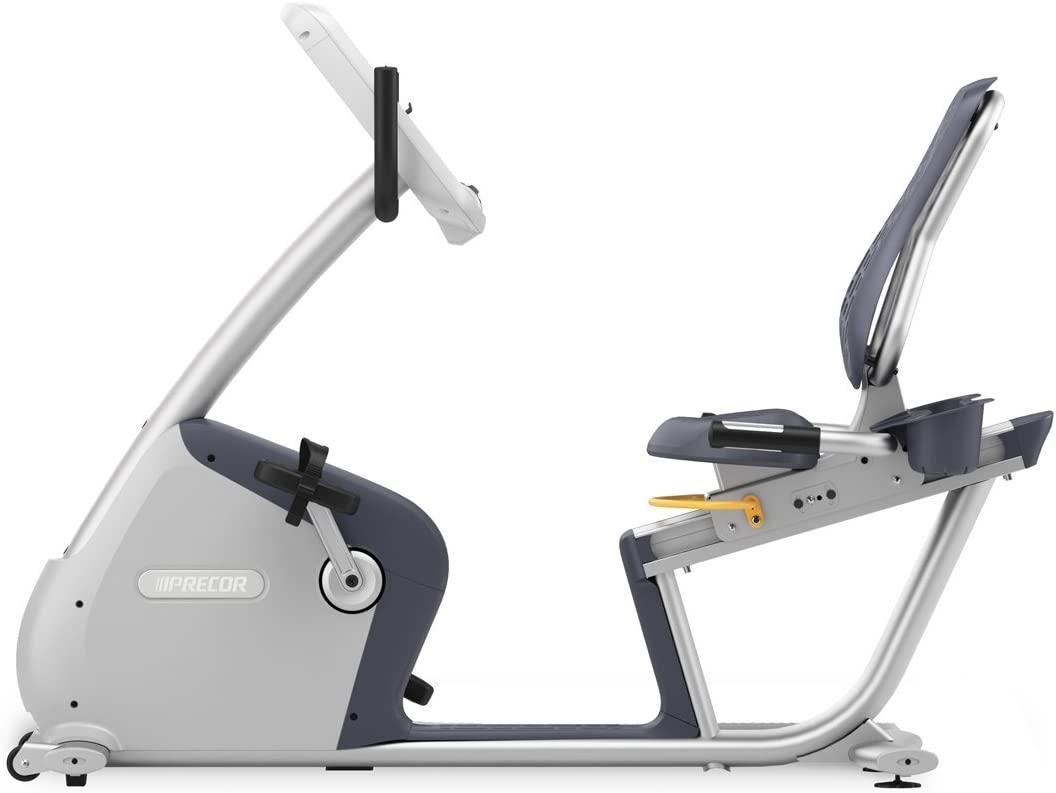 Профессиональный горизонтальный велотренажер Precor RBK 835