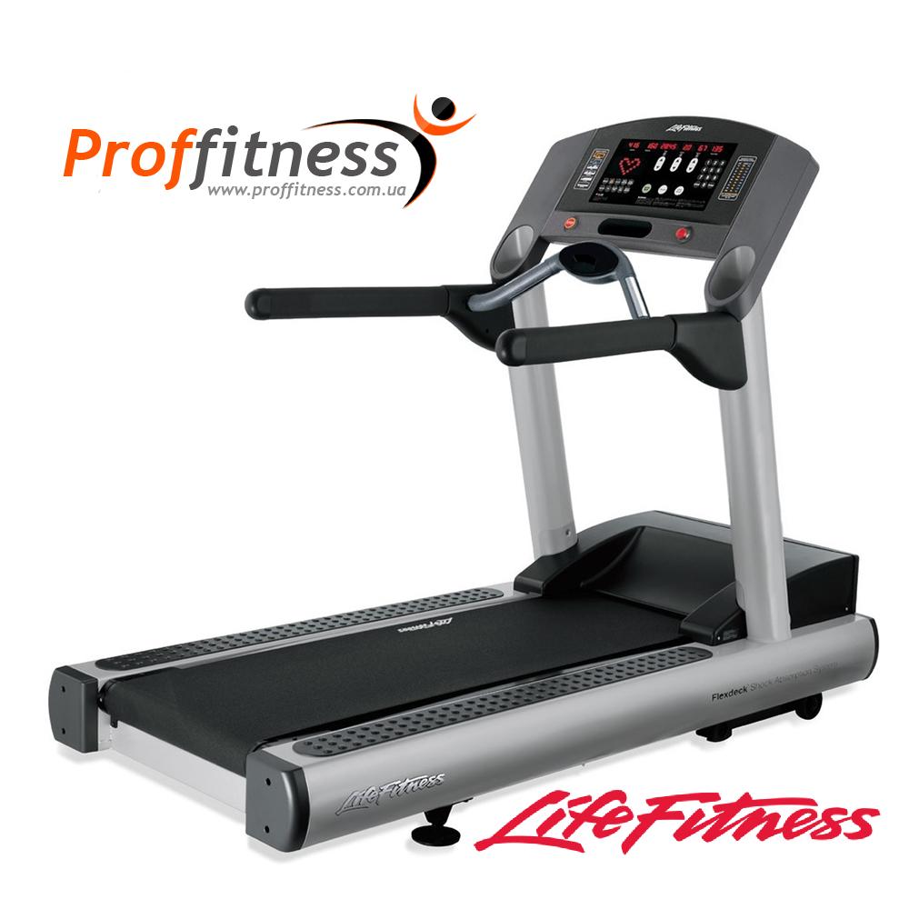 Профессиональная Беговая Дорожка Life Fitness 95TI