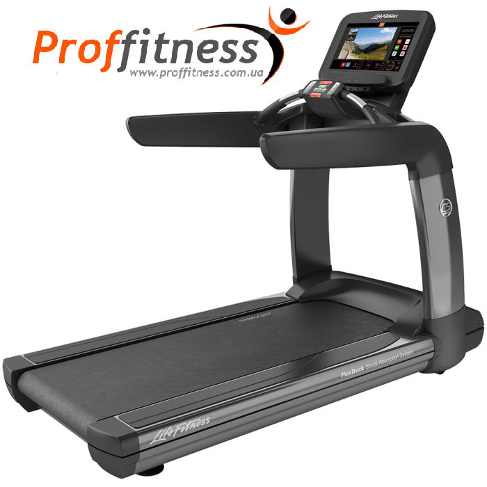 Профессиональная Беговая дорожка Life Fitness Discover SE3